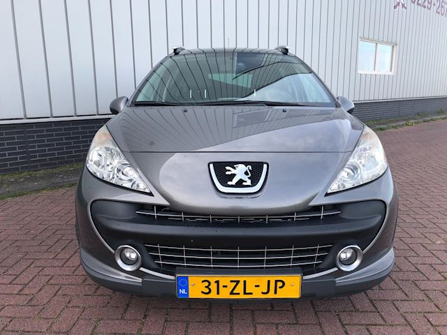 Peugeot 207 SW Outdoor 1.6 VTi Sublime Panoramadak Trekhaak Org.NL