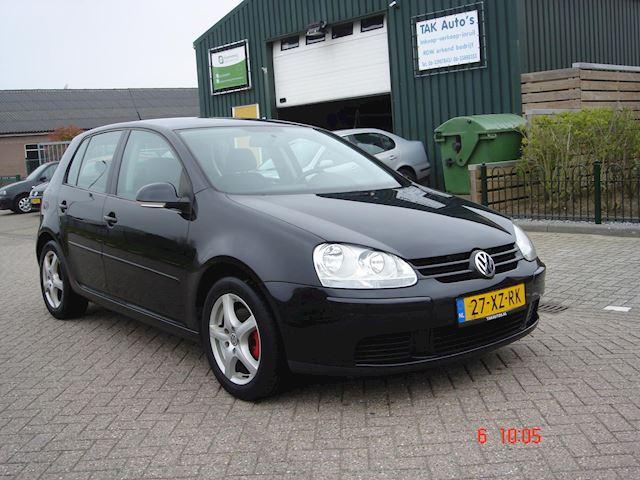 Volkswagen Golf 1.4 TSI Optive 4 Zwart/AIRCO/met boekjes en nap