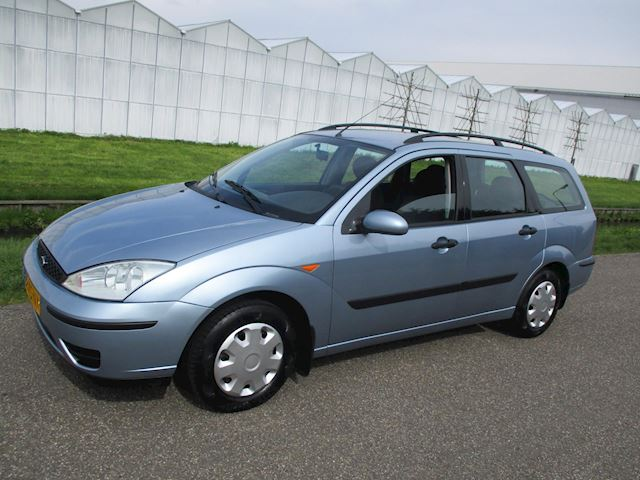 Ford Focus Wagon 1.4-16V Cool Edition Met Airco