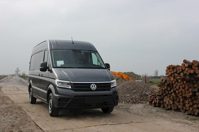 Volkswagen Crafter 35 2.0 TDI L3H3 APPLE CARPLAY / LED/XENON / 140PK / NEW / DIRECT RIJDEN / UIT VOORRAAD / MF STUUR