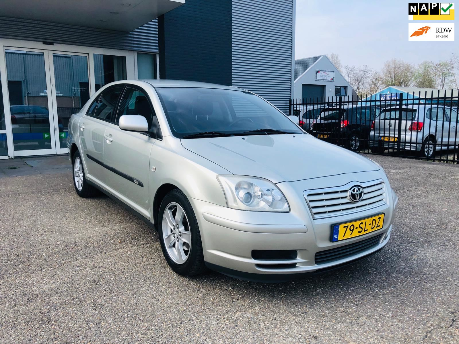 Toyota Avensis occasion - De Waal Auto's