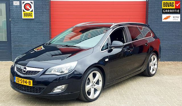 Opel Astra Sports Tourer occasion - Automobielbedrijf Vriesde