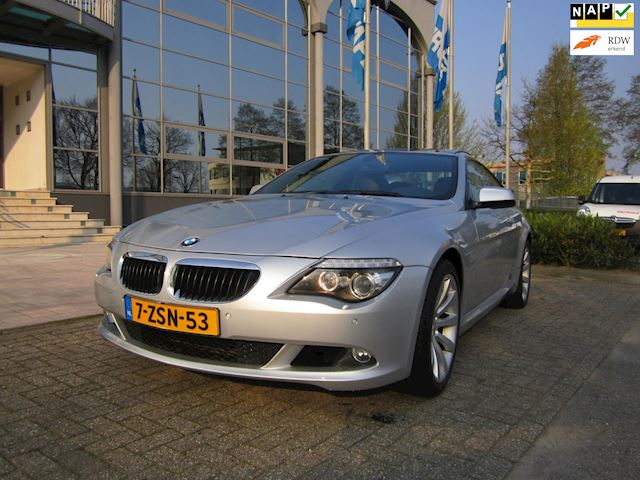 BMW 6-serie occasion - HG Auto's