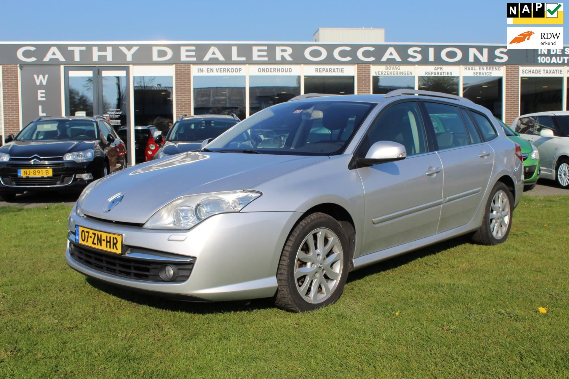 Renault Laguna Estate occasion - Cathy Dealer Occasions
