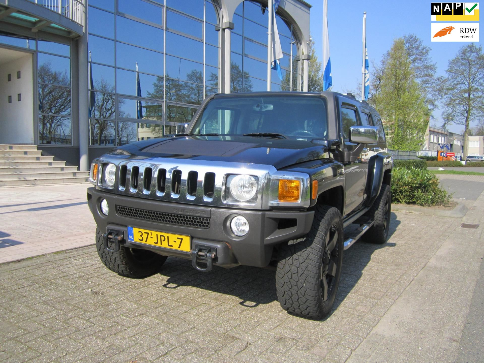 Hummer H3 occasion - HG Auto's