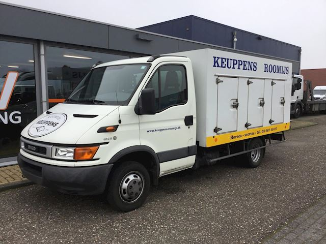 Iveco Daily occasion - DV Trading