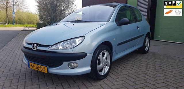 Peugeot 206 1.6-16V XS 2002 Blauw APK 2020*NAP*2E EIG*CLIMA