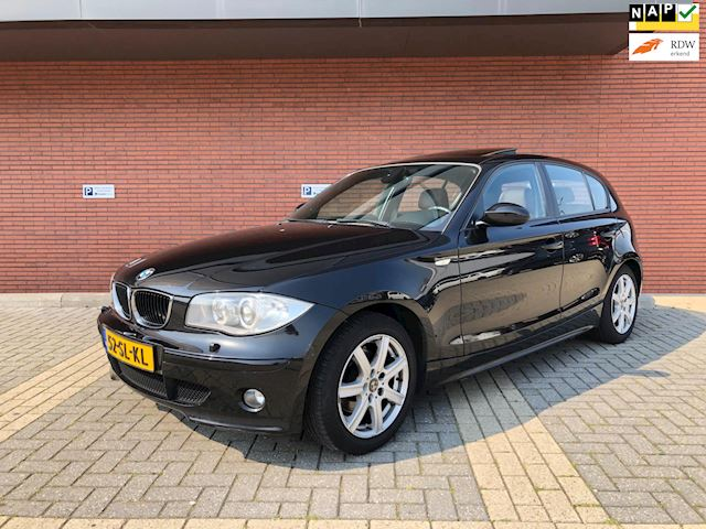 BMW 1-serie occasion - MC Auto