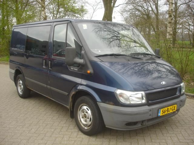 Ford Transit occasion - Theo Sonder Auto's