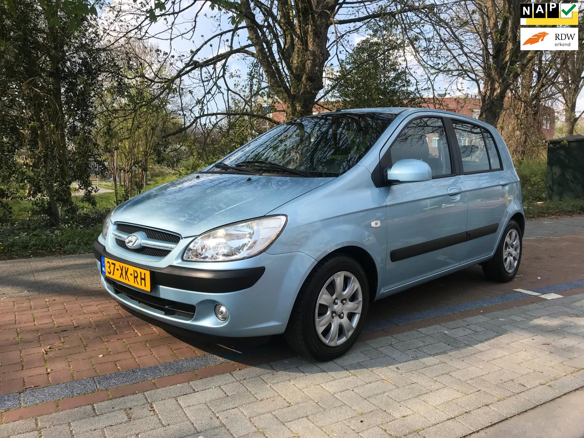 Hyundai Getz occasion - AMS Automotive