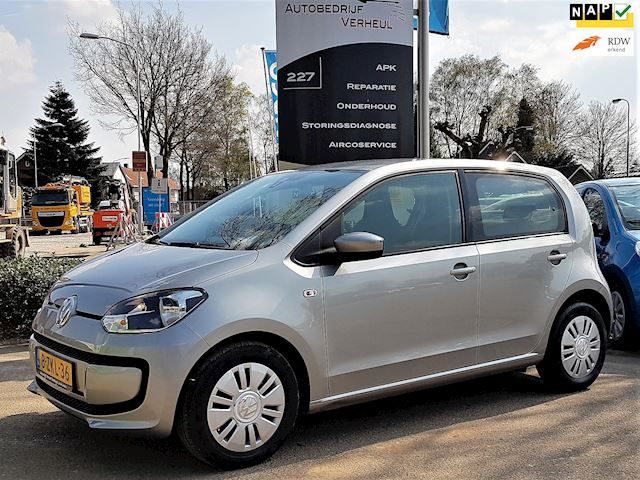 Volkswagen Up! 1.0 move up! BlueMotion 5 Drs Navi Airco Boekjes Nap