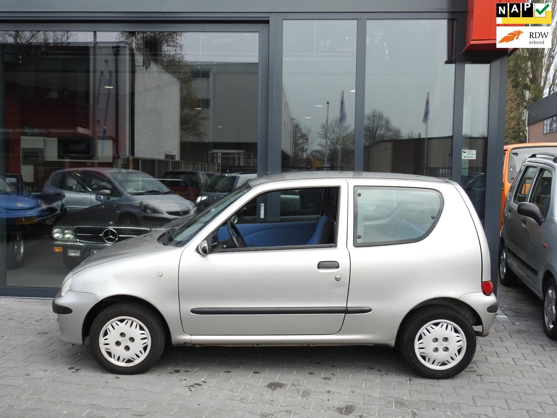 Fiat Seicento occasion - Rob Wolthuis Auto's
