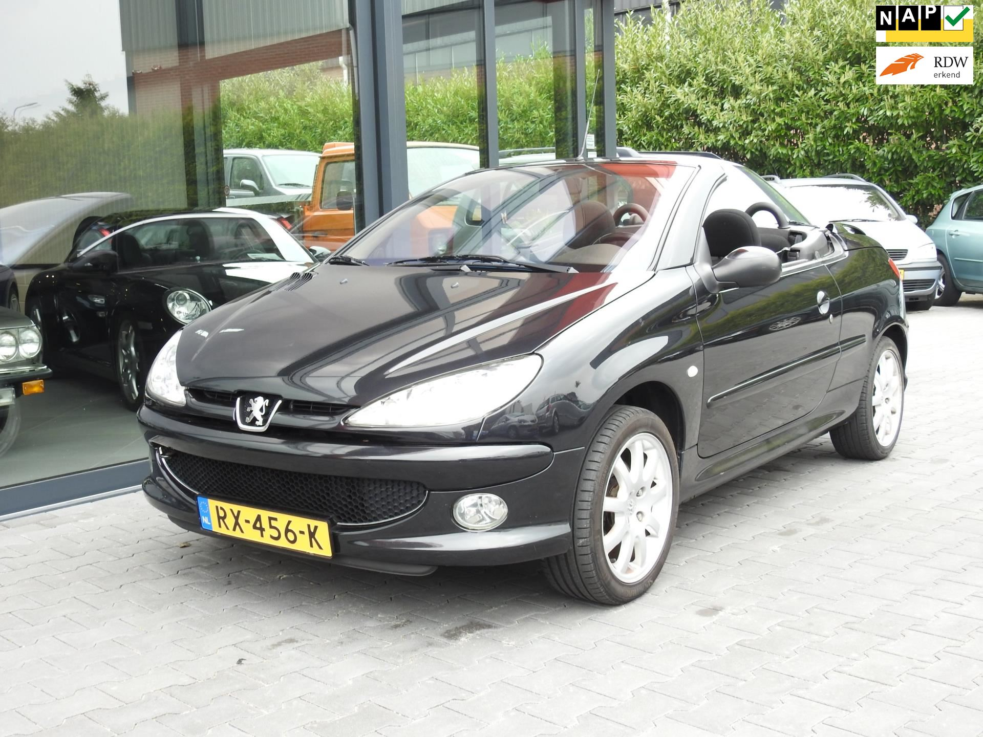Peugeot 206 CC occasion - Rob Wolthuis Auto's