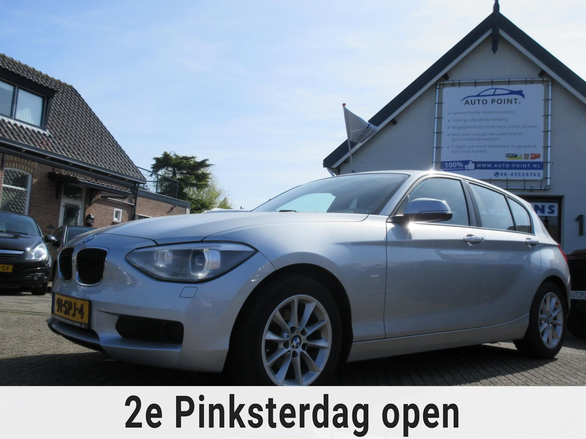 BMW 1-serie occasion - Auto Point