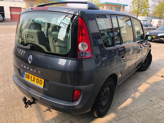 Renault Espace 2.0 T Expression Bj 2003 7 persoons