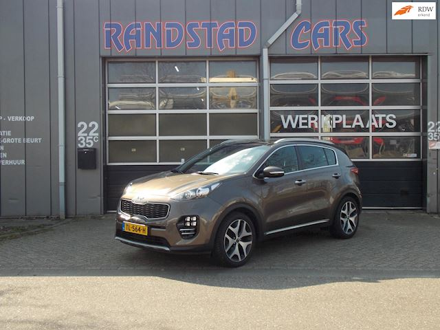 Kia Sportage 1.7 CRDI ExecutiveLine Vol Optie