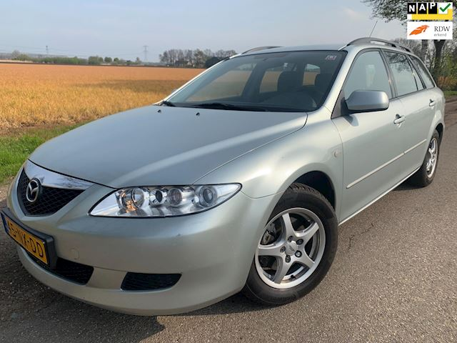 Mazda 6 Sportbreak 1.8i Exclusive 1e eig!