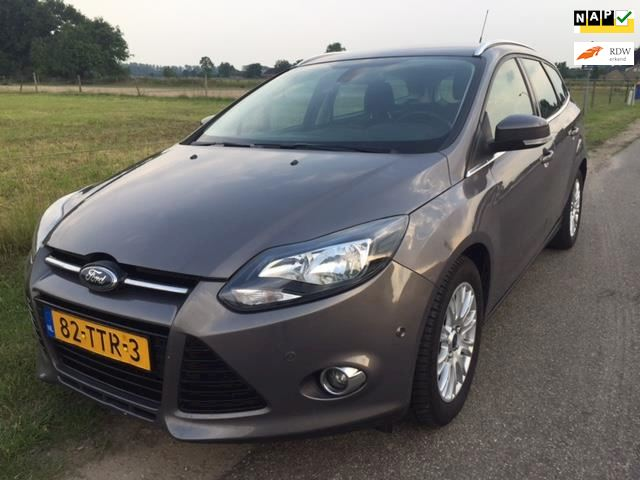 Ford Focus Wagon occasion - Henk CuppenAuto's