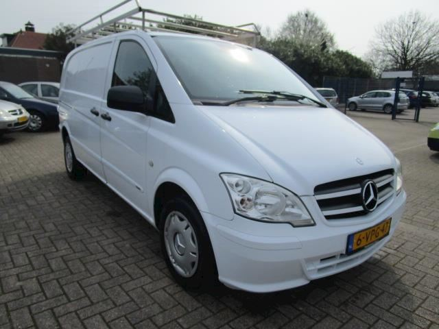 Mercedes-Benz Vito 110 CDI 320 Functional MARGE! AIRCO! NIEUW MODEL! IMPERIAAL! APK 1-2020!