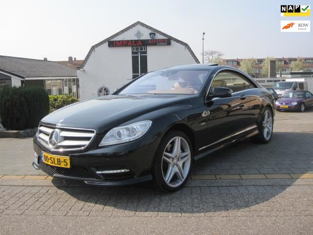 Mercedes-Benz CL-klasse 500 BlueEFFICIENCY AMG Full option