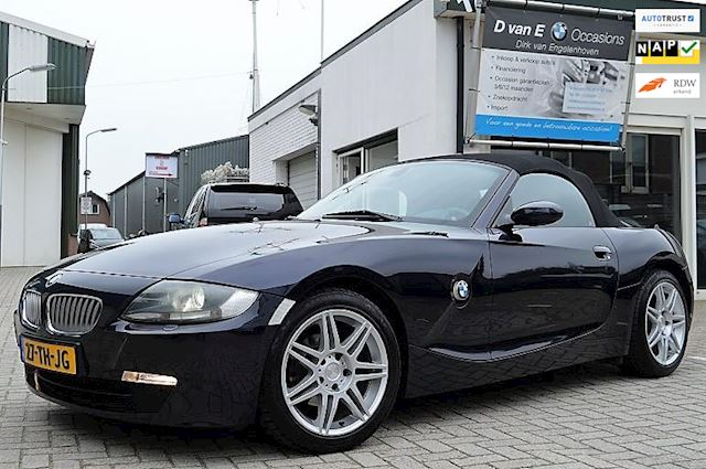 BMW Z4 Roadster 2.5i Executive 177 PK 6 cyl. FACELIFT AUT.