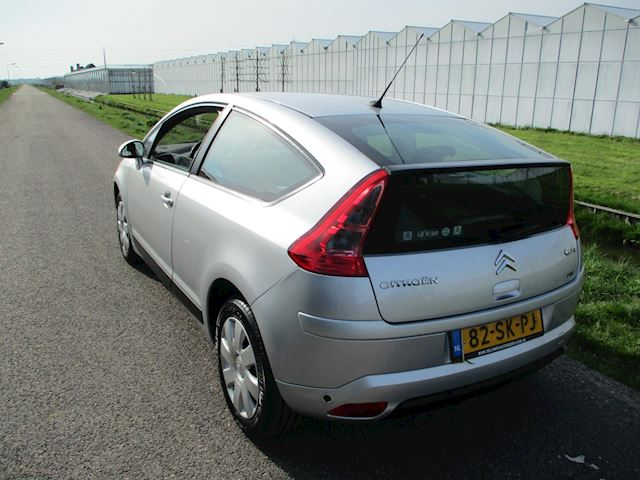 Citroen C4 Coupé 1.6-16V VTR+