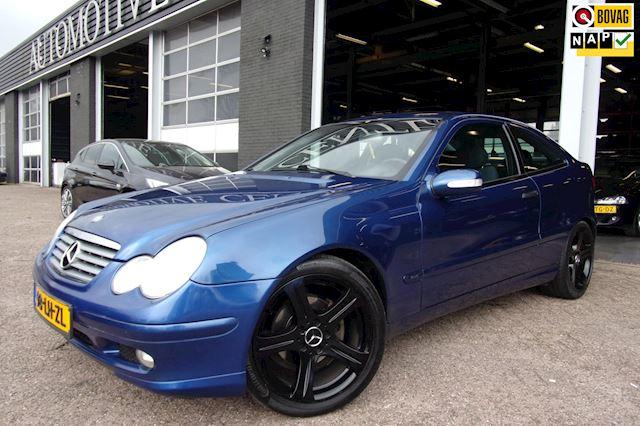 Mercedes-Benz C-klasse Sportcoupé 180 K. NWE APK & NAP