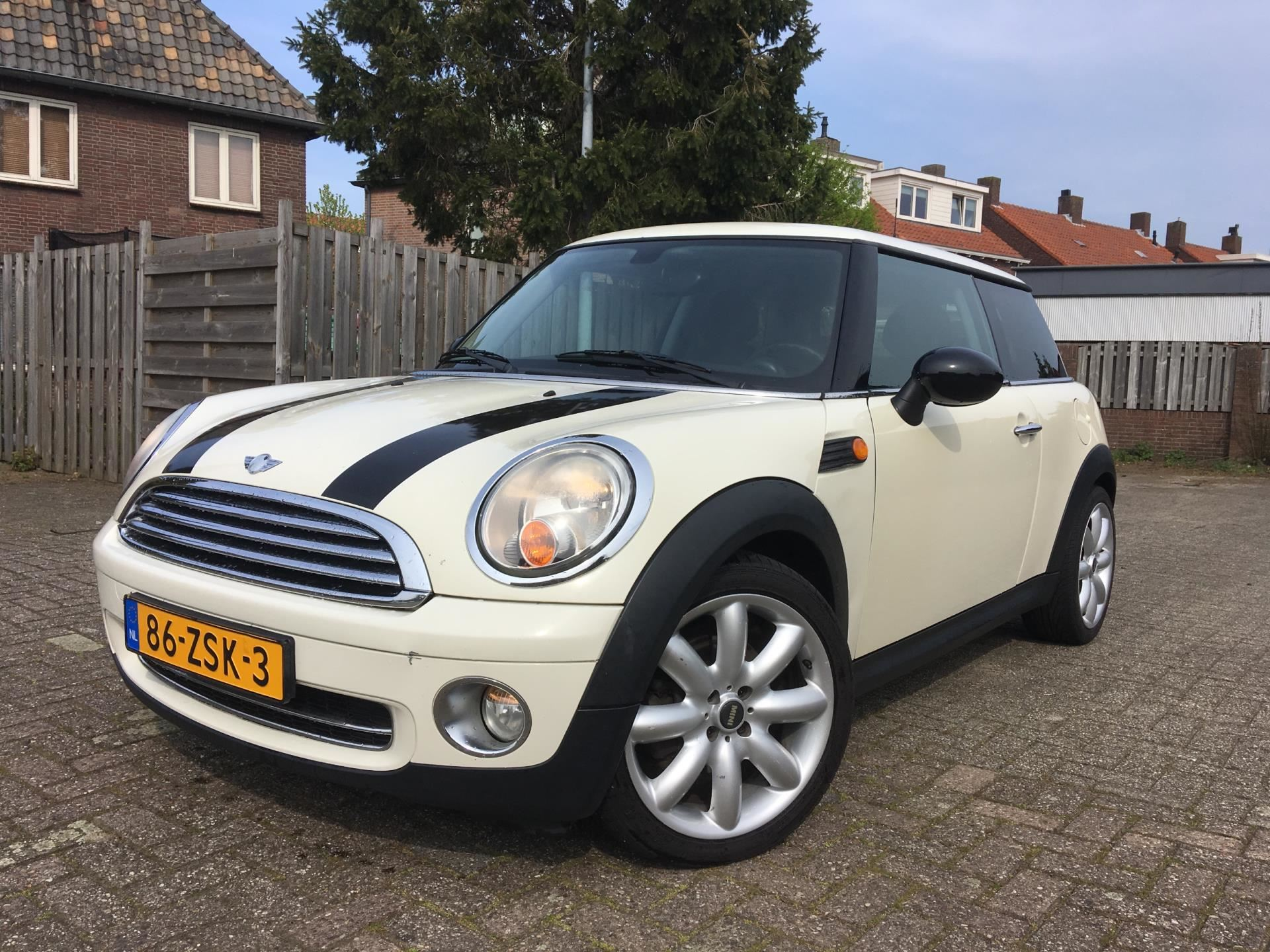 Mini 1.4 One Pepper occasion - Joris Automotive