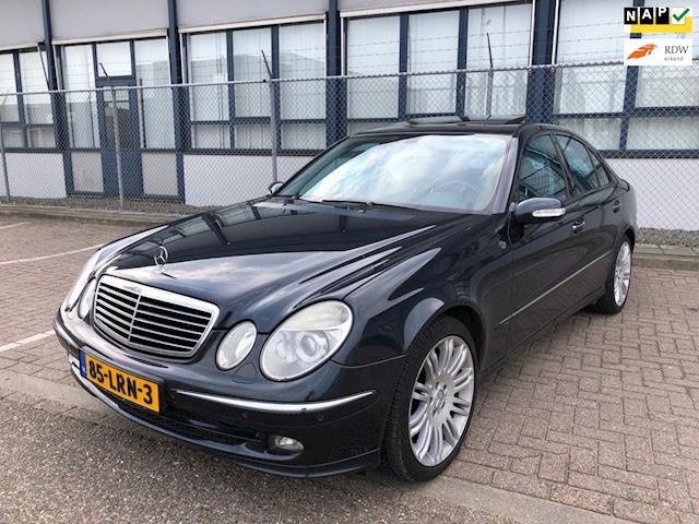 Mercedes-Benz E-klasse 320 CDI Avantgarde Select