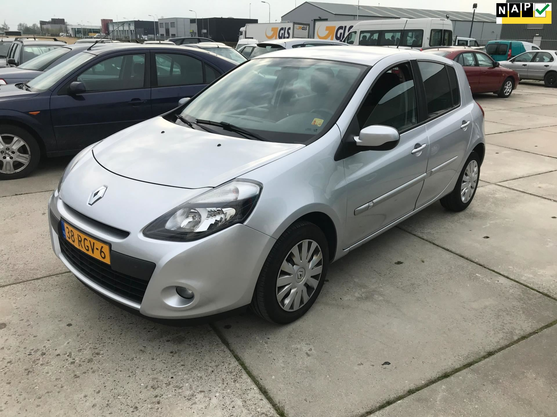 Renault Clio occasion - Sonke Cars