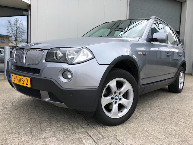 BMW X3 3.0d Executive Bj 2007 Exportprijs EX BPM