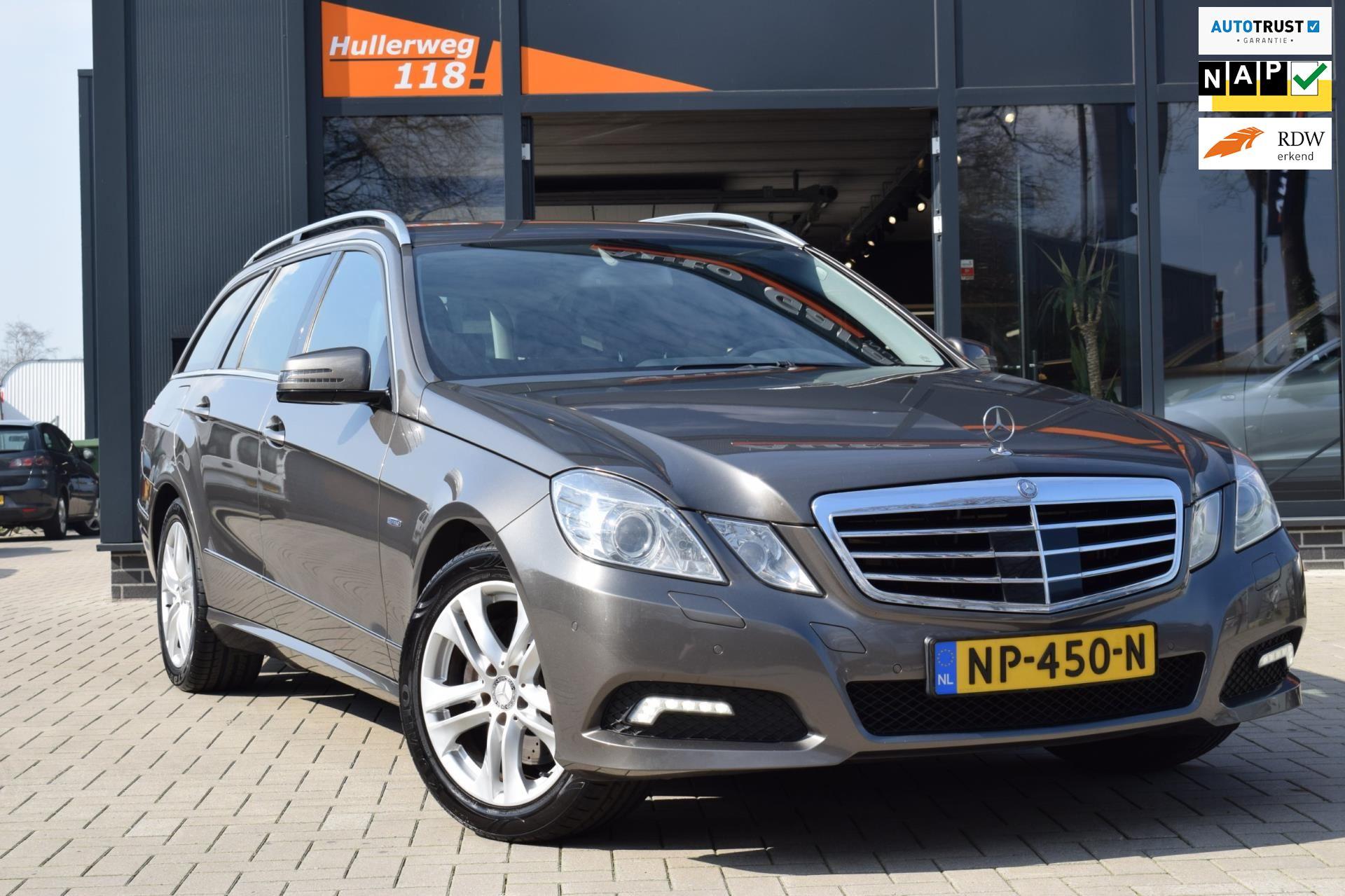 Mercedes-Benz E-klasse occasion - Auto Garant Nunspeet