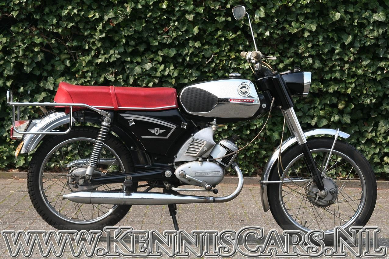 Z Brommer Zundapp 1973 50 occasion - KennisCars.nl