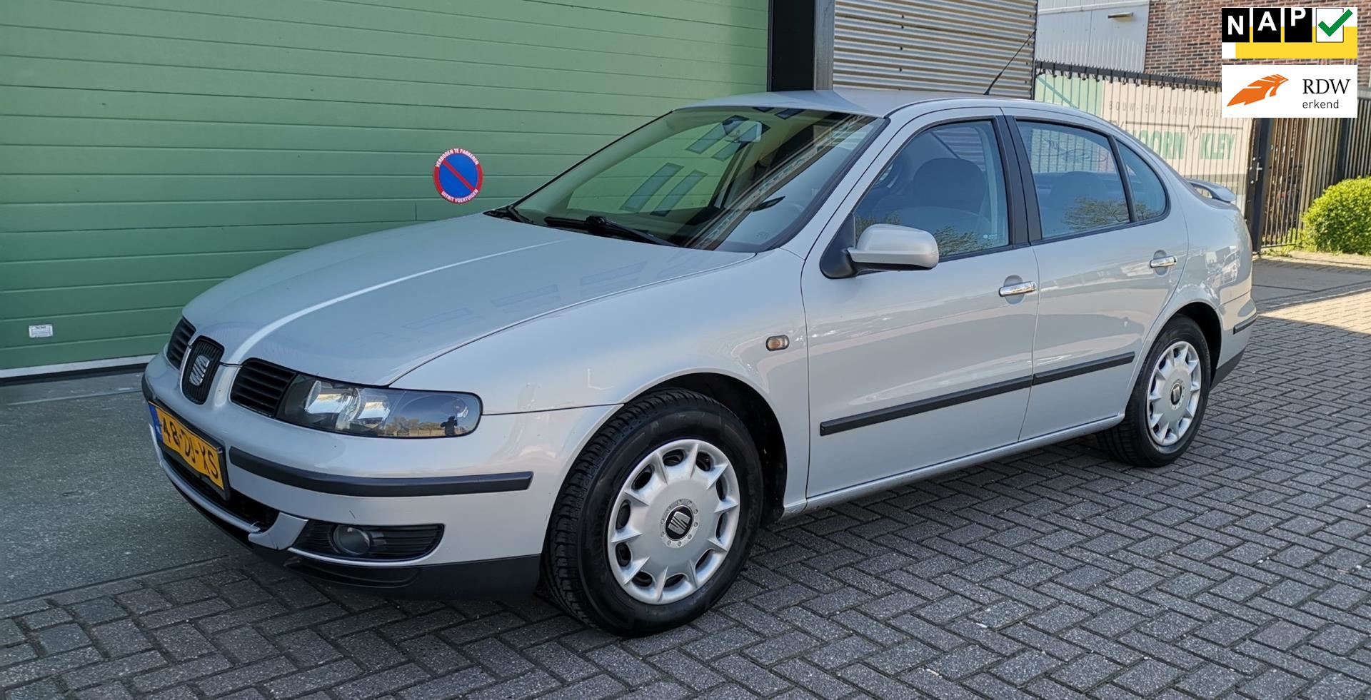 Seat Toledo occasion - Car Trade Nass
