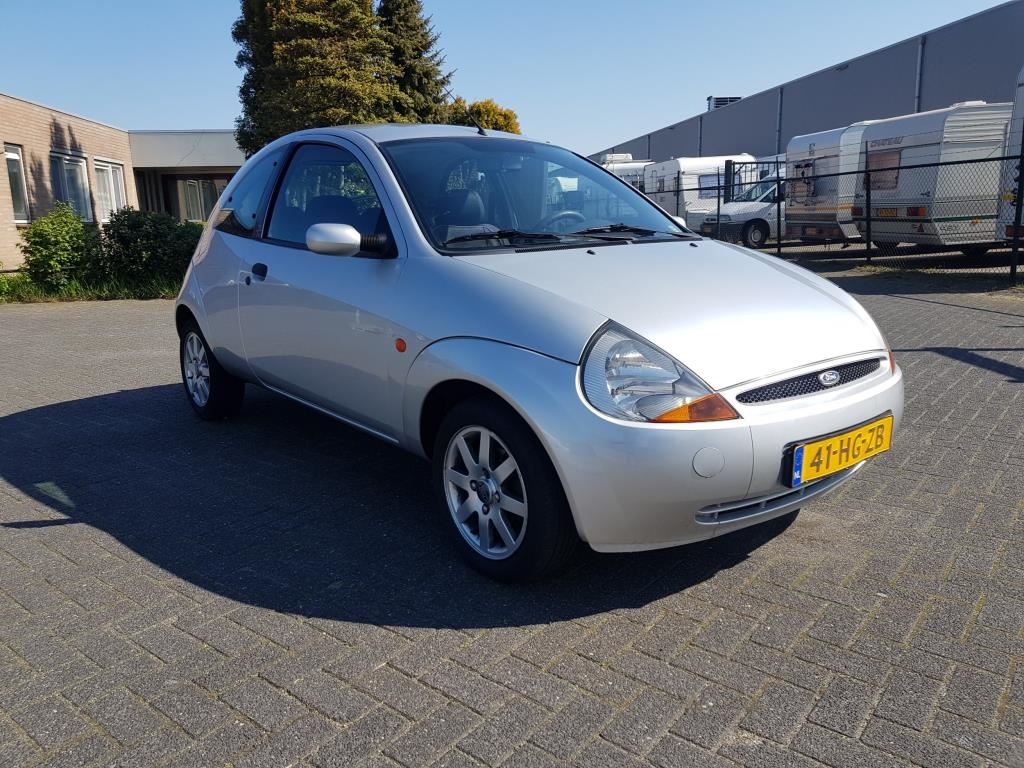 Ford Ka occasion - Trendy Cars