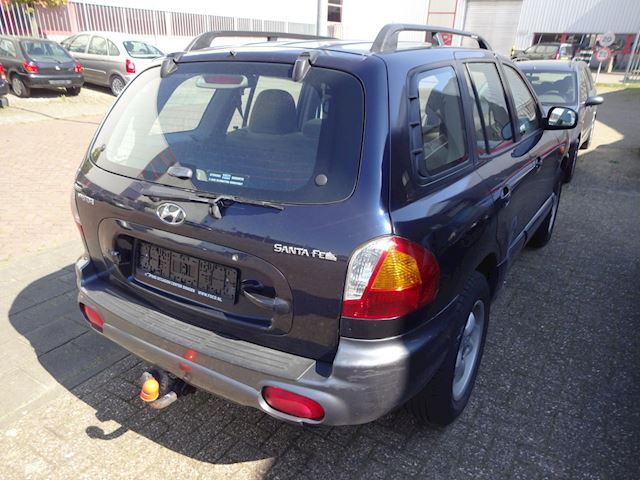 Hyundai Santa Fe 2.0i-16V Motion VERSNELLINGS BAK DEFECT, EXPORT!!!