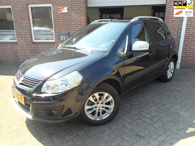 Suzuki SX4 1.6 Executive clima