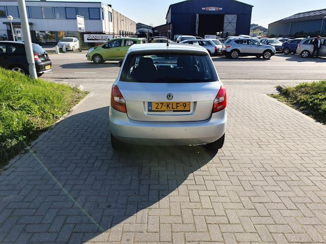 Skoda Fabia 1.4-16V Ambition Business Line