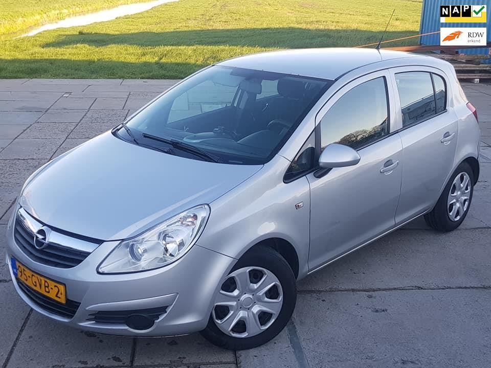 Opel Corsa occasion - Autobedrijf Oudewater