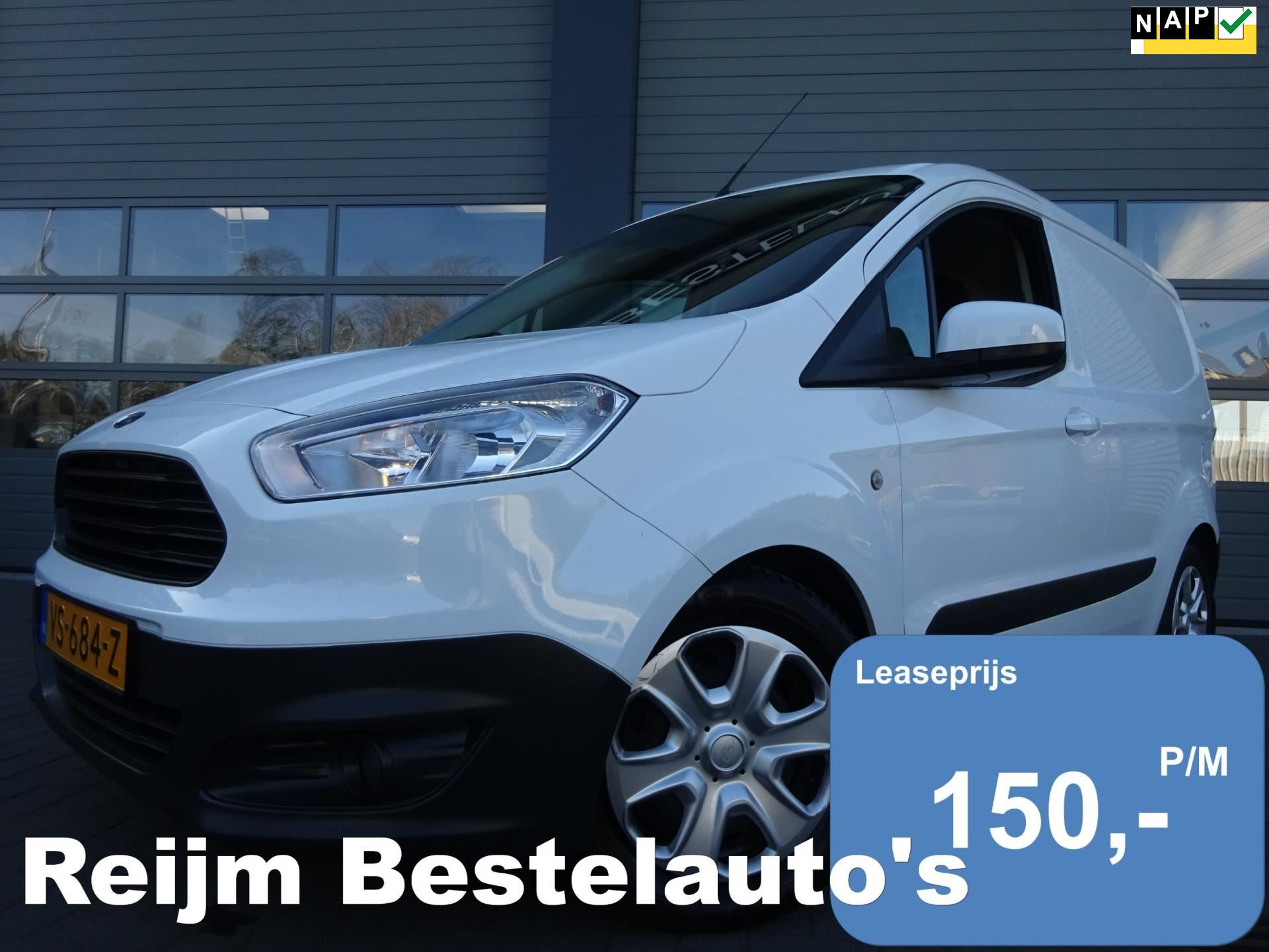 Ford Transit Courier occasion - Reijm Bestelauto's