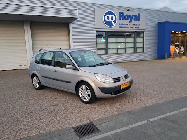 Renault Grand Scénic 1.5 dCi Expression Comfort 2005 CLIMA LEDER VEEL OPTIES