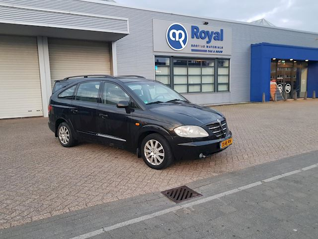 SsangYong Rodius SV 270X 2006 7 PERSOONS VEEL OPTIES