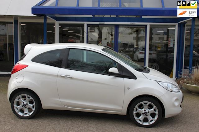 Ford Ka 1.2 Titanium X start/stop