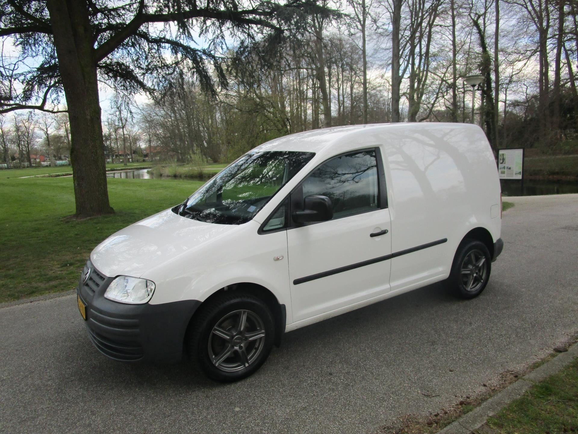 Volkswagen Caddy occasion - Auto Tewes