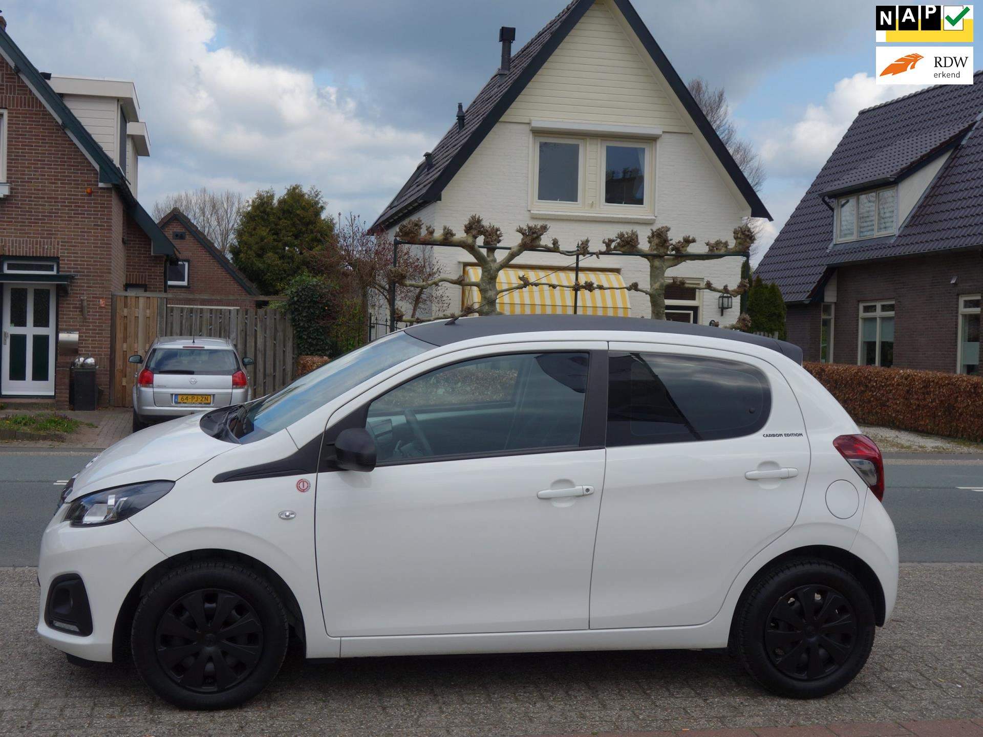 Peugeot 108 occasion - De Vries Automotive Apeldoorn