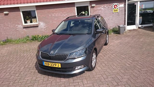Skoda Fabia Combi 1.2 TSI Ambition Business