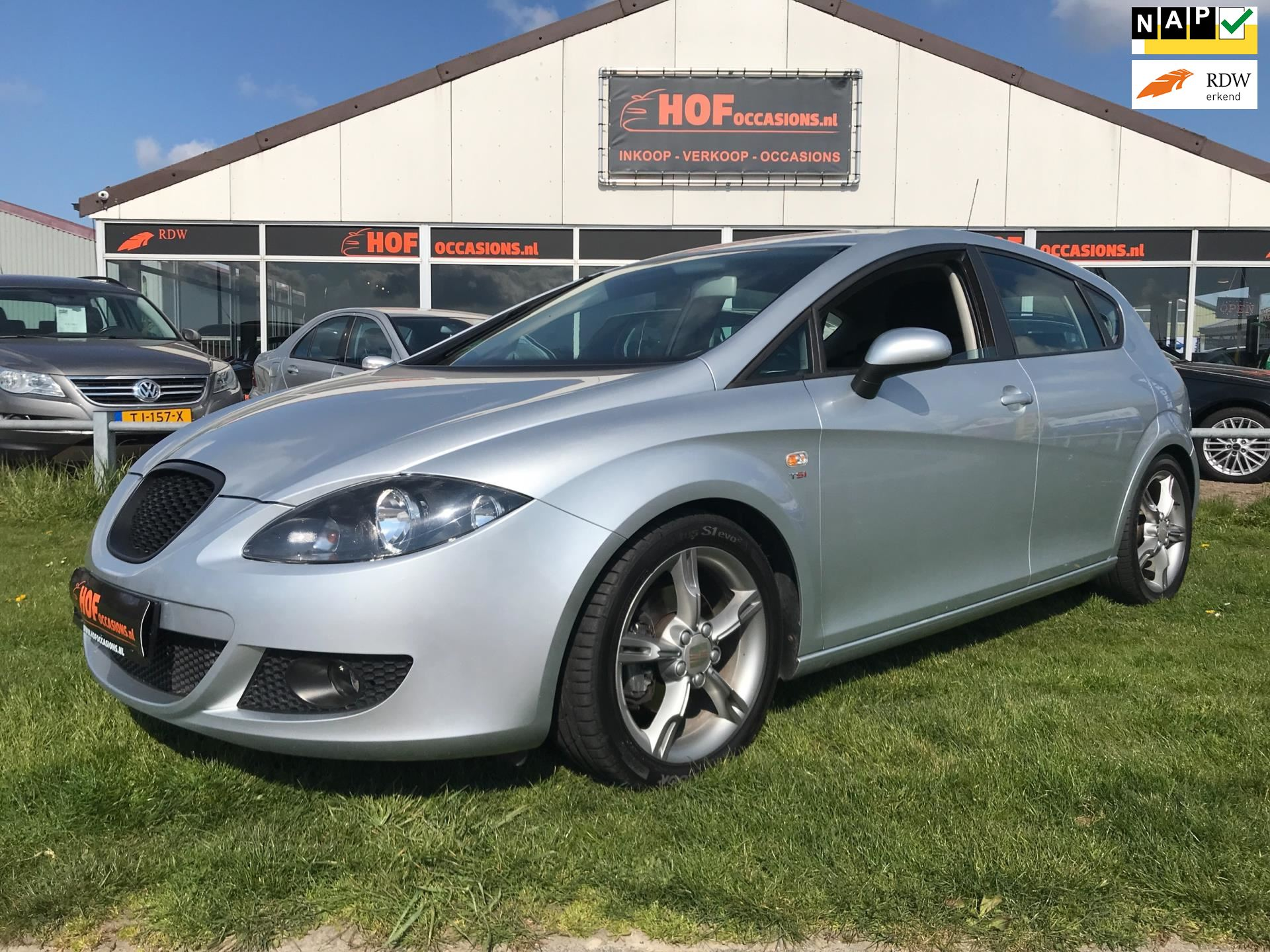 Seat Leon occasion - Hof Occasions