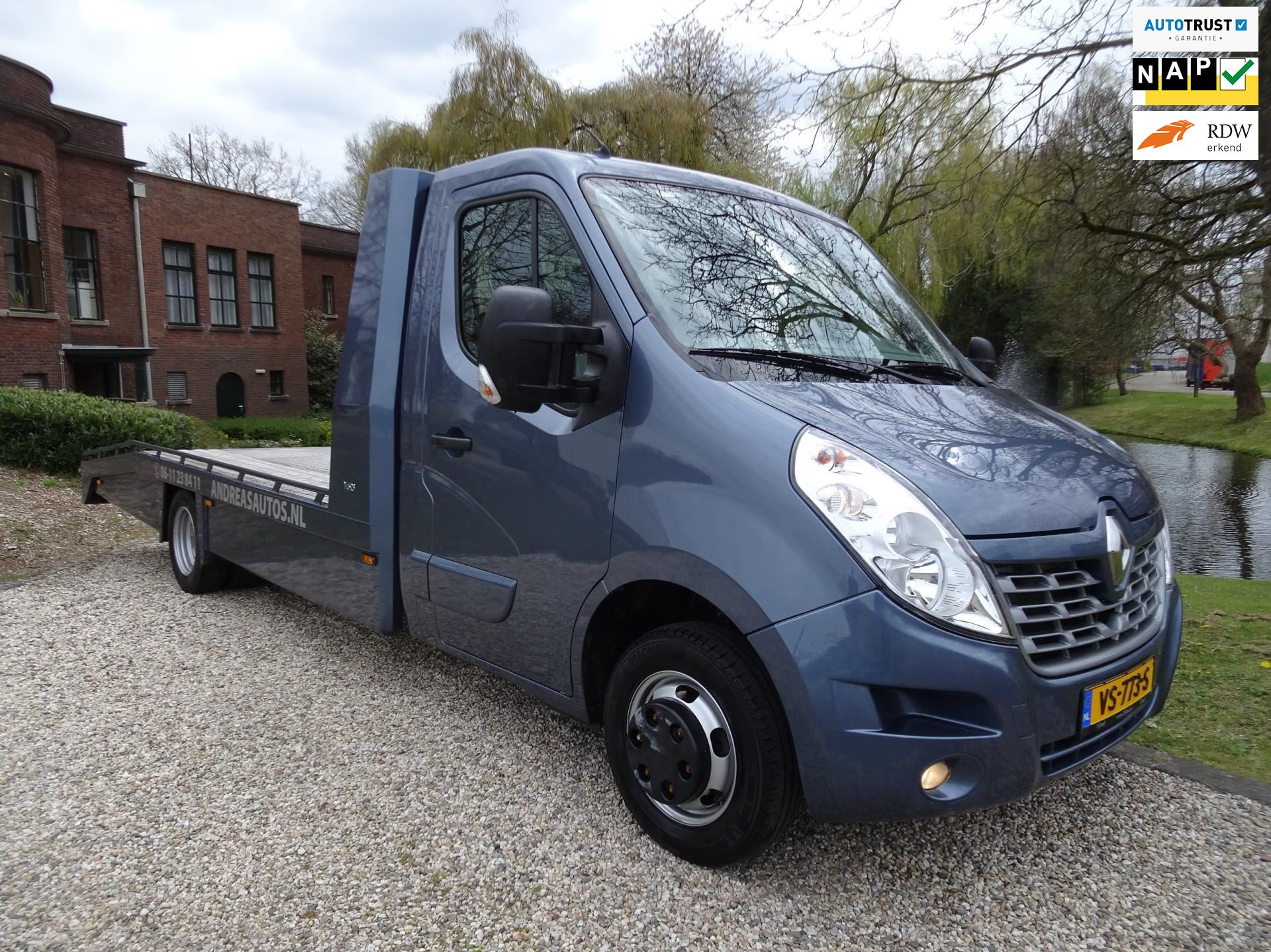 Renault Master occasion - Andreas Auto's