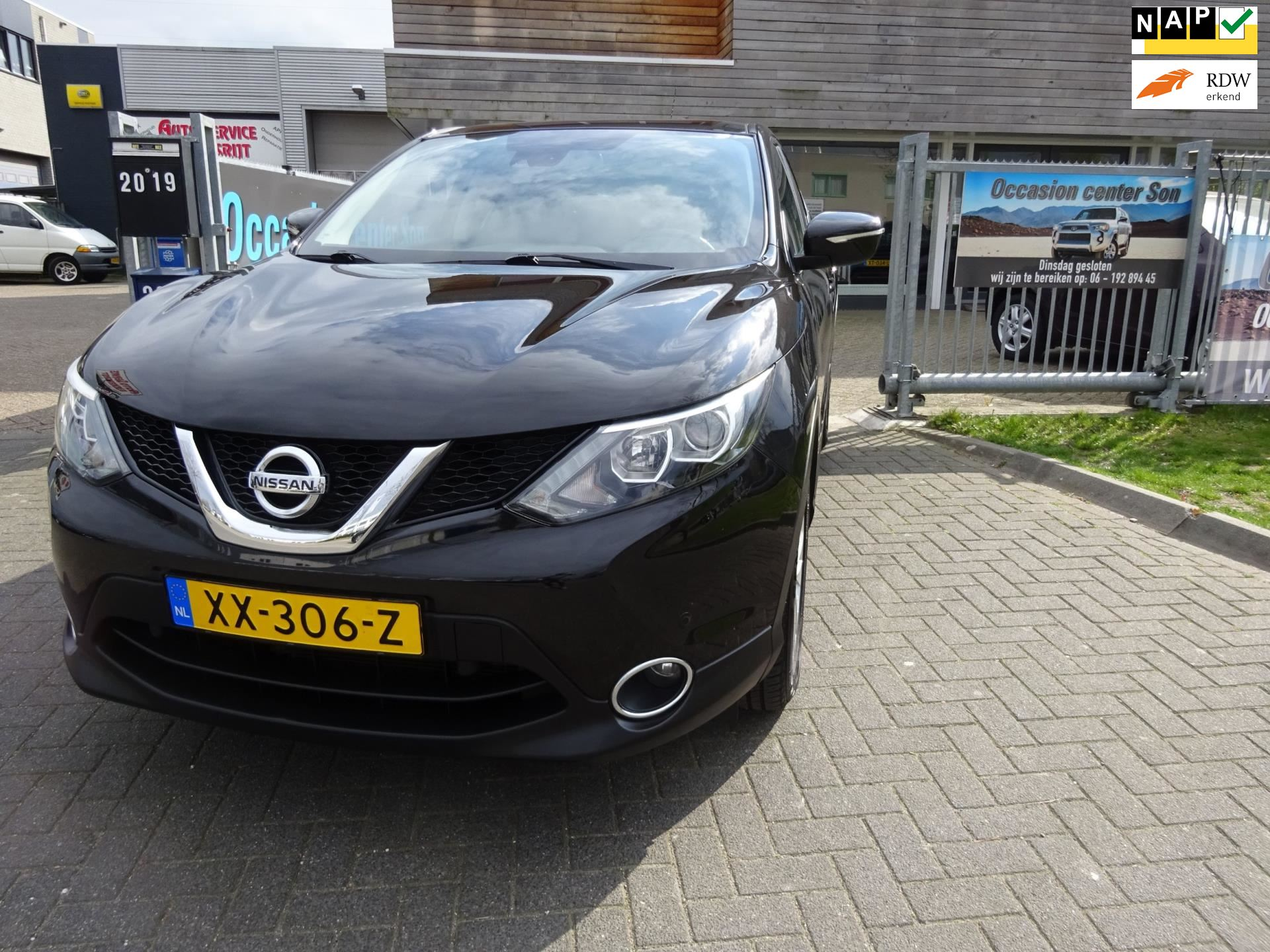 Nissan Qashqai occasion - Occasion Center Son B.V.
