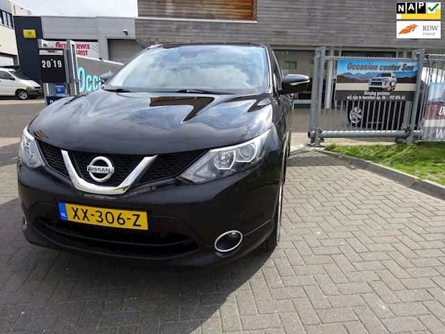 Nissan Qashqai 1.2 Connect Edition incl onderhoud en garantie